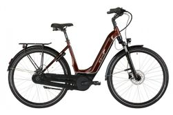 Ebike Das Original C004 Bourbon Street 52, Copper / Black Glossy