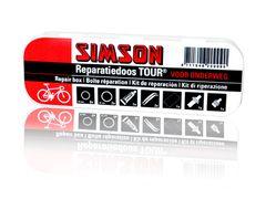 Simson rep ds Tour met clip