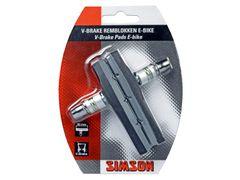 Simson remblok v-br 80mm E-bike