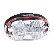 Simson koplamp 5 led wit