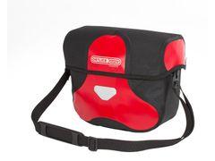 Stuurtas ultimate six classic f3111 rood-zwart 7l