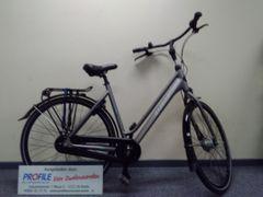 Gazelle Vento C7, Aluminum grey