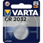 Varta batterij cr2032 lithium knoopcel blister (1)