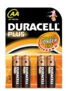 Duracell Plus Mignon AA LR6- MN1500 4-st