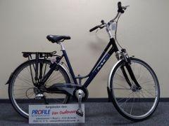 Multicycle Presence, Blauw Zwart