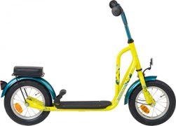 Loekie Step Booster, Yellow/Green