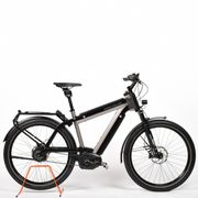 Riese & Müller Super Charger GH Vario 1000Wh, Urban Silver metallic