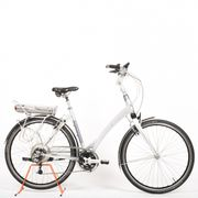 Sparta RXS+  500Wh, Silver Grey