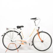 Gazelle Esprit C3, Wit/Orange