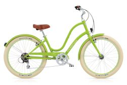 Electra Townie Balloon 8D EQ Ladies' 26 Lime