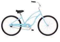 Electra Cruiser 1 Ladies' 26 Light Blue