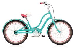 Electra Sweet Ride 1 20in Girls' 20 Teal