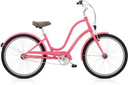 Electra Townie Original 3i EQ Ladies' 26 Grapefruit