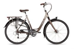 Gazelle Medeo Exc D53 Coffee Brown/Silver Dust T24 (M)
