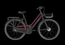 Gazelle CityGo C3 D46 Black T3