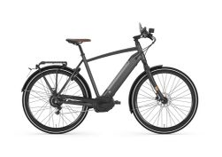 Gazelle CityZen Speed 380 H61 Eclipse black S10 (mat)