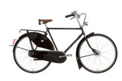 Gazelle Tour Populair H57 Black R7T