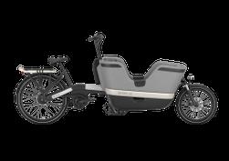 Gazelle MAKKI LOAD HMB L49 Black/Ivory SE (mat)