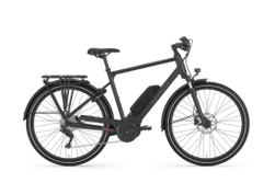 Gazelle MEDEO T9 HMB H55 Black S9 (mat)