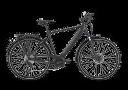 Gazelle MEDEO T10 HMB SPEED H45 Black S10 (mat)