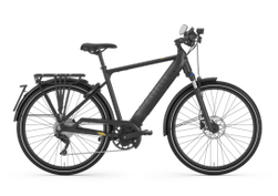 Gazelle MEDEO T10 HMB SPEED H60 Black S10 (mat)