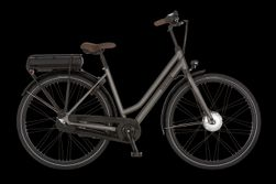 Union Fast E-bike D53 Eclipse black T7 (mat)