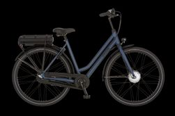 Union Fast D49 T3 E-bike Mica blue (mat)