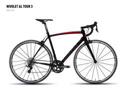 Nivolet AL Tour 3 black/red_S_2016