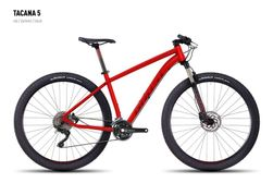 Tacana 5 red/darkred/black_XS_2016