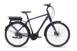 Giant Prime E+ 1 GTS-WOB 25km/h M Blue