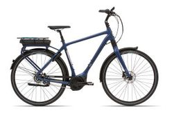 Giant Prime E+ 1 GTS-WOB 25km/h XL Blue