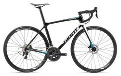Giant TCR Advanced 2 Disc S Black