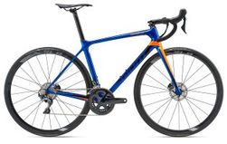 Giant TCR Advanced Pro 1 Disc L Electric Blue