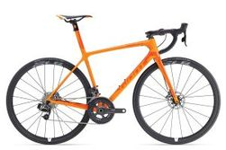 Giant TCR Advanced SL Disc M Orange