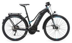 Giant Explore E+ 0 S5 STA 25km/h M Black/Blue