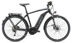 Giant Explore E+ 1 S5 GTS 25km/h XL Black/Green