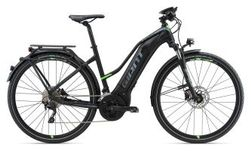 Giant Explore E+ 1 S5 STA 25km/h S Black/Green
