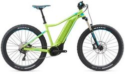 Giant Dirt-E+ 2 Pro 25km/h M Green/Blue