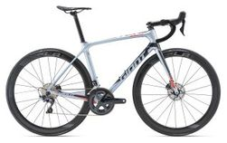 Giant TCR Advanced Pro 1 Disc ML Glacier Silver