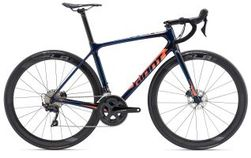 Giant TCR Advanced Pro 2 Disc M Candy Blue