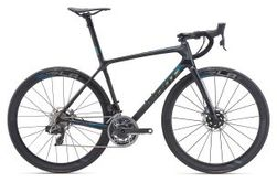 Giant TCR Advanced SL 0 Disc-New Red M Carbon