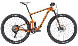 Giant Anthem Advanced 29er 1 L Metallic Orange