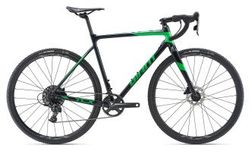 Giant TCX SLR 2 XS Metallic Black