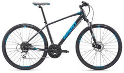 Giant Roam 3 Disc GE M Metallic Black