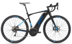 Giant Road-E+ 1 Pro 25km/h XL Black/Blue