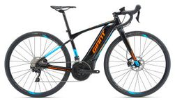 Giant Road-E+ 2 Pro 25km/h S Black/Orange