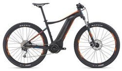 Giant Fathom E+ 3 Power 29er 25km/h L Black/Orange
