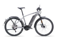 Giant Quick-E+ FS 45km/h XL Metallic Anthracite