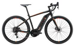 Giant ToughRoad E+ GX 25km/h XL Matte Black