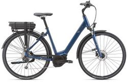 Giant Entour E+ 1 Disc LDS-WOB 25km/h S Steel Blue